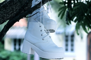 White Boots – Classic, vintage.