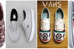 "Vans – O meu item ""Must Have""!"