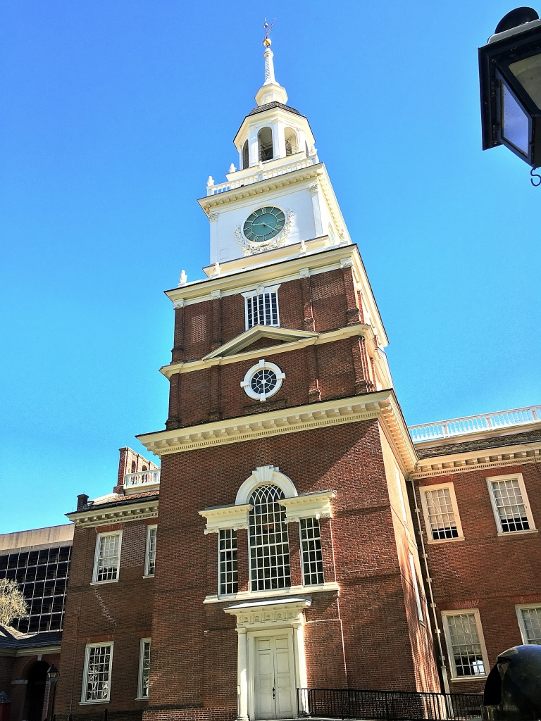 Independence Hall Caroline Hernandes Philadelphia