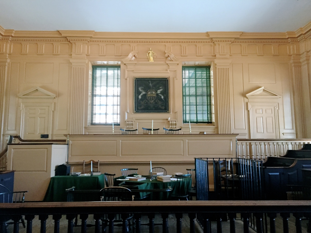 Independence Hall Caroline Hernandes Philadelphia  3