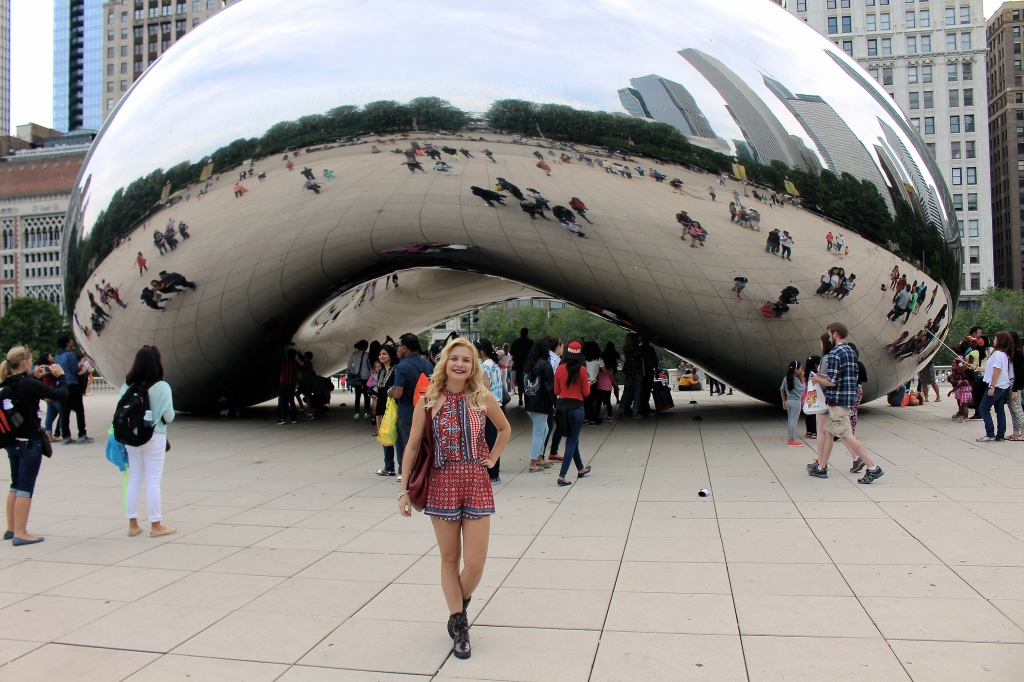 Cloud Gate Chicago 2