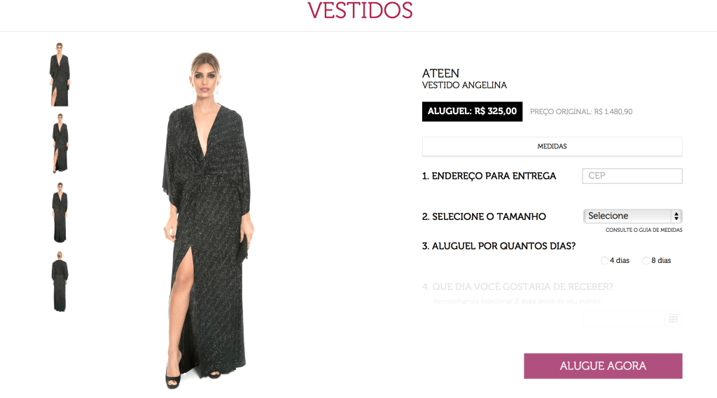 Dress and go aluguel de vestidos 3