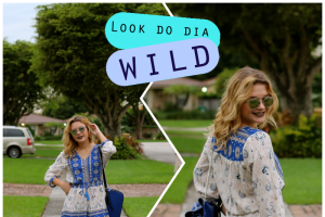 Look do dia: Wild Romper
