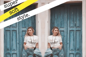 Look do dia: Super soft Style by She In