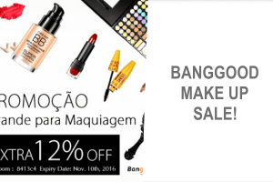 Make Up Sale |  Banggood!