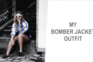 Bomber Jacket Outfit | Compras na China
