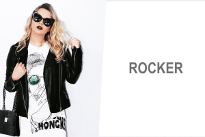 Look do dia: Rocker