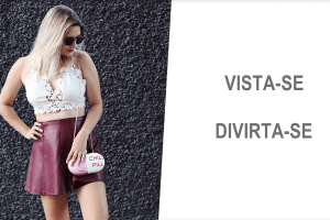 Look do dia: Vista-se, divirta-se!