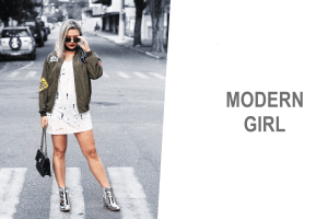 Look duplo: Modern Girl – Do Fancy ao Cool.